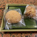 鯛屋旅館 - 観光協会の焼き菓子を頂きました