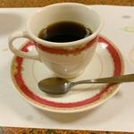 鯛屋旅館 - コーヒー