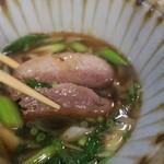 からくさ - 鴨肉美味い!