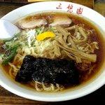 三憩園 - ラーメン(醤油)