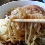 ラーメン パワースポット - 麺
