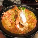 蔵味噌ラーメン 晴っぴ - 料理写真:えび味噌ラーメン 1058円