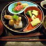 土井親方のこだわり料理 縁 - 旬菜ランチ(1,000円)【予約限定】