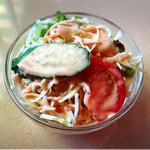 ピースパレス - 料理写真:サラダ