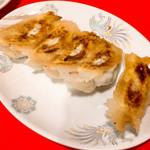錦ちゃん餃子 - チーズ餃子390円