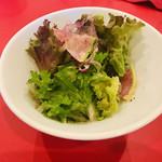 キッチン・キャミー - ランチのサラダ