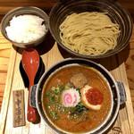 元祖めんたい煮こみつけ麺 - めんたい煮込みつけ麺セット(300g・中旨辛)