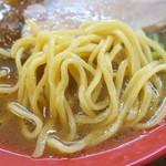 旨辛シビレ家 - 麺