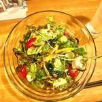菜盆堂Vinefru - ランチメニューの「菜ぼーる万歳」