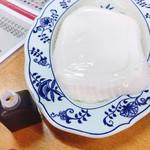 きらく - じーまーみ豆腐(500円)
