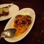 1077474 - 前菜のカポナータとフリッタータ