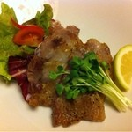 日本料理 鞆膳 - イベリコ豚のグリル