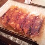 麺匠 真の蔵 - 焼き餃子