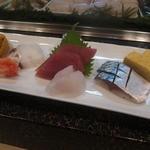 秀寿司 - お造り盛り合わせ