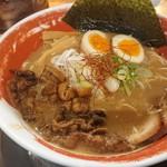 徳島ラーメン 麺王 - 麺王スペシャルラーメン 980円
