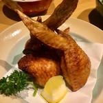 焼鳥 骨付鳥 田中屋 - 料理写真:手羽餃子
