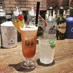 COCKTAIL WORKS -