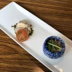 霧の蔵ブルワリー - 四季彩膳の前菜