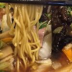 中華 のんち - 麺