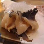 秀寿司 - ホッキ貝