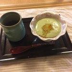 勘四郎 - デザート。