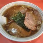 香雅 - 料理写真:叉焼麺(やきぶたそば)750円