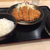 松乃家 - 料理写真:ロースカツ定食