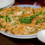 東坡 - かきと卵炒め