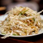 東坡 - 白菜サラダ