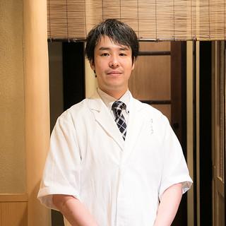 工藤淳也氏(クドウジュンヤ)─独創的な日本料理の若き牽引者