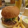 シェリーズバーガーカフェ - 料理写真:チリチーズバーガー+アボカド