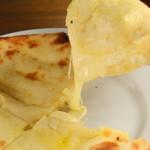 ■チーズナン