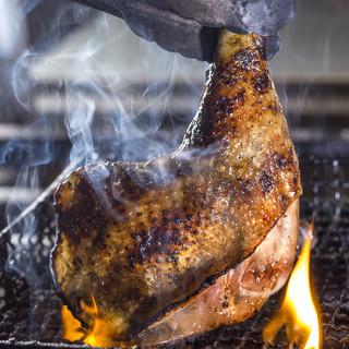 こだわり地鶏の逸品料理