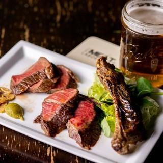 ヘルシーで食べ応えある赤身肉をヒカリエで★ランチあり◎