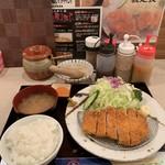 とんかつ義 - 料理写真: