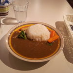 アイマイミー - 満足野菜のキーマ風カレー(800円)