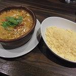 ホフナー - キーマ風スープカレー