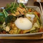 107732385 - 野菜のこんがりオーブン焼グラタン
