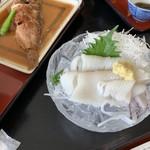 いわき七浜料理 まるかつ -