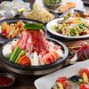 大須二丁目酒場 - 料理写真:夏の宴会4000円コース