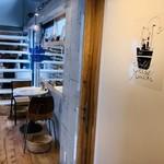 サリュー - 個性的な飲食店が集まるエビデンワビルの3階