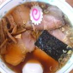 中華料理 正龍 - チャーシューメン(700円)