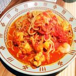 洋食 ノブ - 日替わりスパゲティー