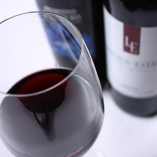 お好みのワインはソムリエまで!!