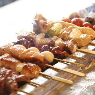 料理筑波山麓の豊かな自然が育んだ、つくば鶏の旨味を引き出す