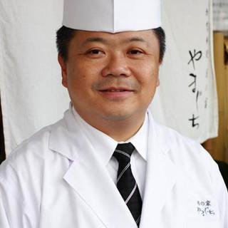 TV、雑誌、食育活動と幅広く活躍~料理人・山口利和氏~