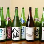 根津 みるくの豚 - 日本酒