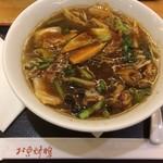 グルメダイニング - 中華屋さんの麺