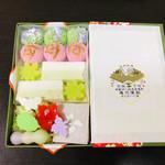 亀末廣 - 小さな小箱に詰められた、京都ならではの「京よすが」♡