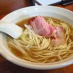 横濱丿貫 - 煮干蕎麦
